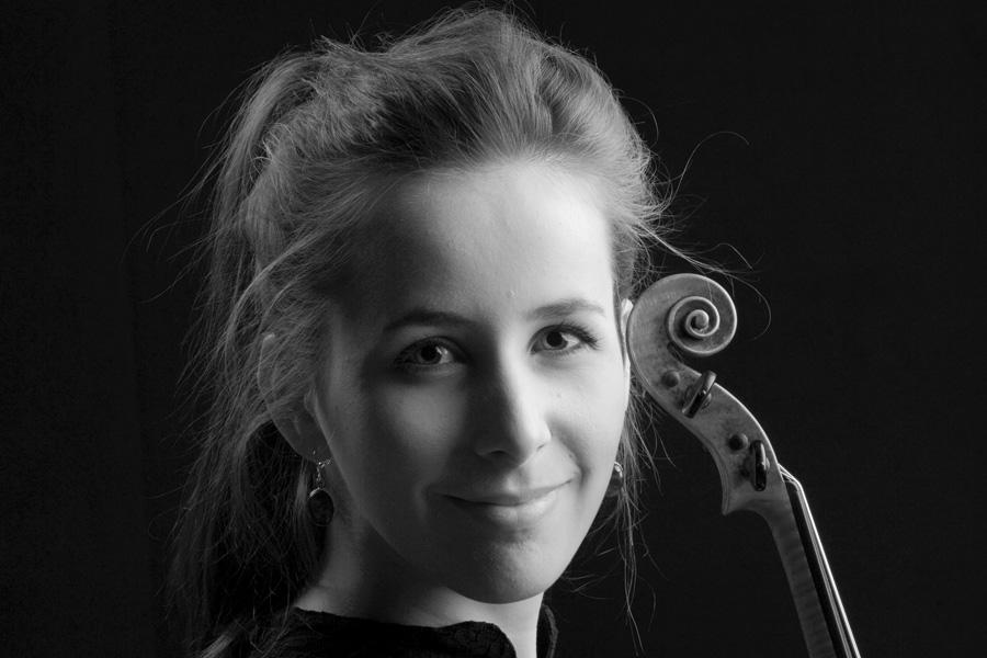 Christina-Maria Moser (Violine)